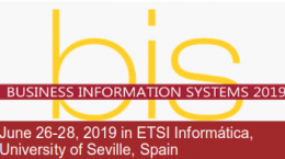 Business Information systems 2019 June 26-28 2019 in ETSI informatica, University of