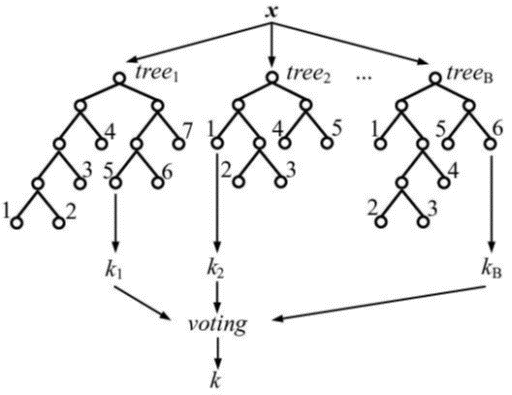 A general random forest architecture